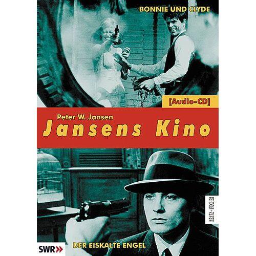 Jansen, Peter W. - Jansens Kino: Bonnie und Clyde / Der eiskalte Engel - Preis vom 11.06.2021 04:46:58 h