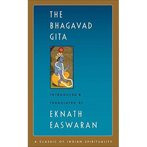 Eknath Easwaran - Bhagavad Gita (Easwaran's Classics of Indian Spirituality, 1) - Preis vom 16.10.2021 04:56:05 h