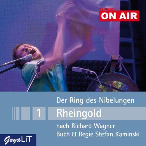 Stefan Kaminski - Der Ring des Nibelungen 1.Rheingold - Preis vom 20.06.2021 04:47:58 h