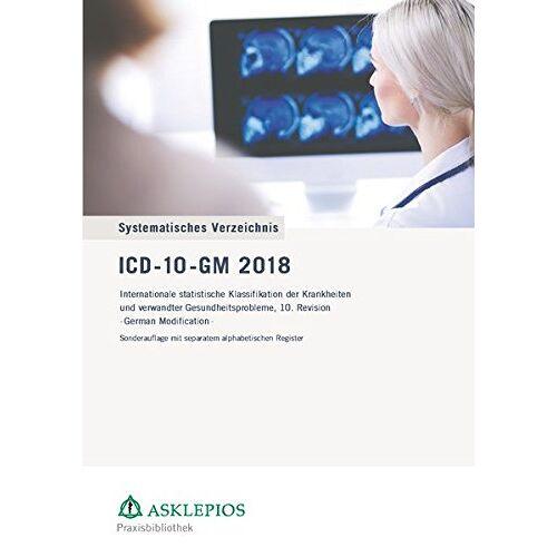 DIMDI - ICD-10-GM 2018 Systematisches Verzeichnis - Preis vom 14.06.2021 04:47:09 h