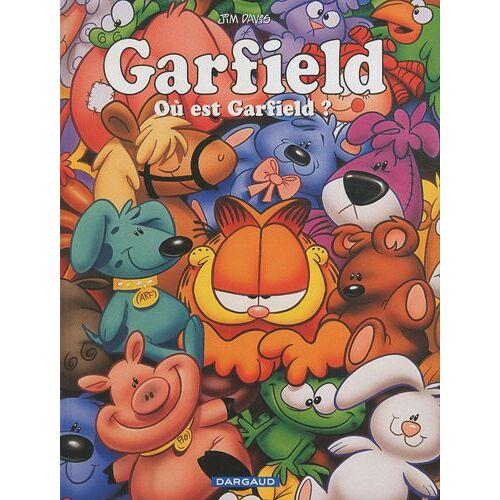 Jim Davis - Garfield, Tome 45 : Où est Garfield ? - Preis vom 02.08.2021 04:48:42 h