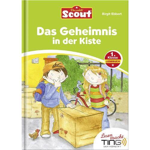 Birgit Ebbert - Das Geheimnis in der Kiste: Scout Erstlesebuch 1. Klasse (Scout Erstlesebücher (TING)) - Preis vom 23.07.2021 04:48:01 h