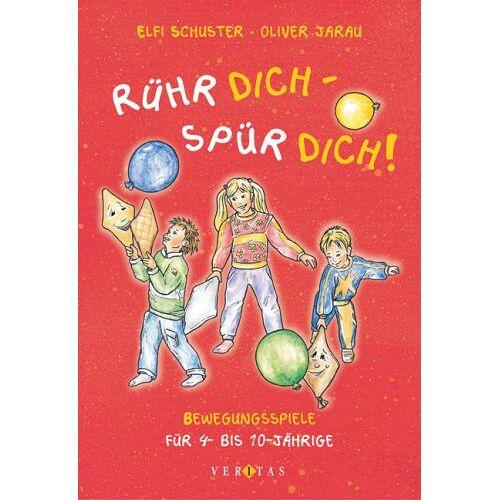 Elfi Schuster - Rühr dich, spür dich! - Preis vom 09.06.2021 04:47:15 h