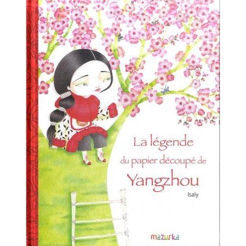 - La légende du papier découpé de Yangzhou - Preis vom 19.06.2021 04:48:54 h
