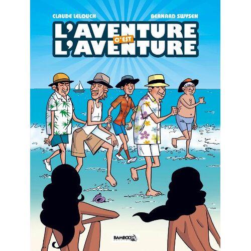 - L'aventure, c'est l'aventure - Preis vom 18.05.2021 04:45:01 h