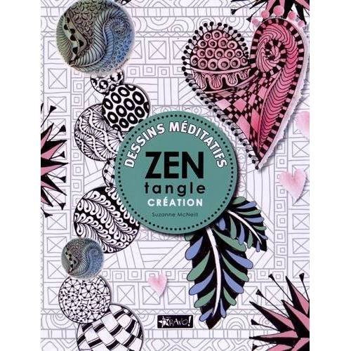 Suzanne McNeill - Zentangle créations - Preis vom 20.09.2021 04:52:36 h