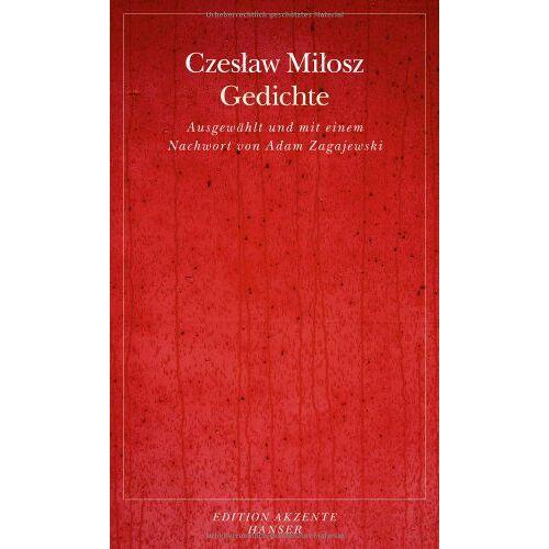 Czeslaw Milosz - Gedichte - Preis vom 22.06.2021 04:48:15 h