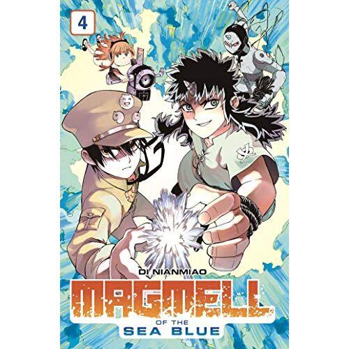Di Nianmiao - Magmell of the Sea Blue: Bd. 4: Der Shinmeia-Clan - Preis vom 12.06.2021 04:48:00 h