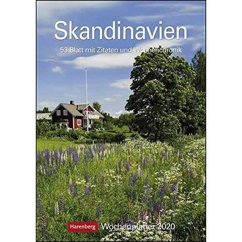 Harenberg - Skandinavien 2020 25x35,5cm - Preis vom 12.06.2021 04:48:00 h
