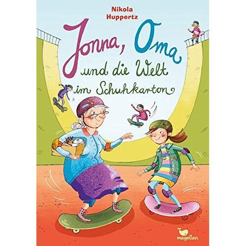Nikola Huppertz - Jonna, Oma und die Welt im Schuhkarton - Preis vom 19.06.2021 04:48:54 h