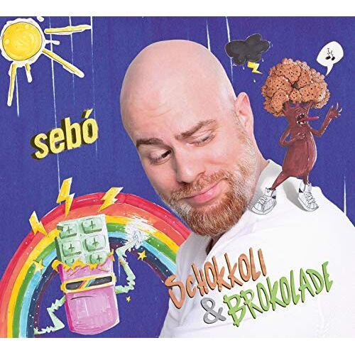Sebó - Schokkoli und Brokolade - Preis vom 16.05.2021 04:43:40 h
