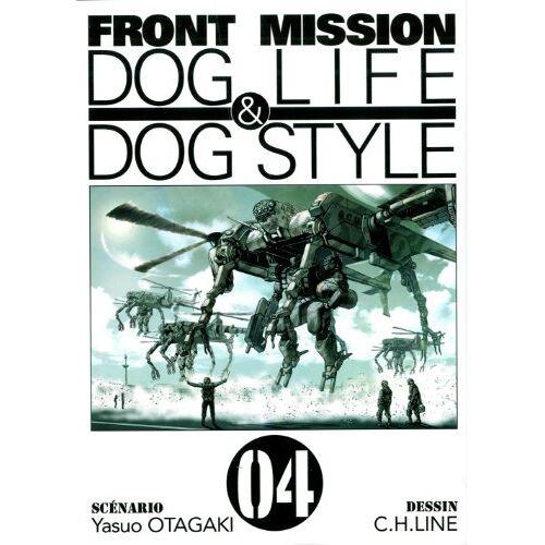 Yasuo Otagaki - Front Mission, Tome 4 : - Preis vom 11.06.2021 04:46:58 h
