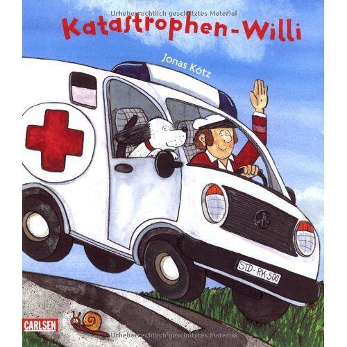 Jonas Kötz - Katastrophen-Willi - Preis vom 23.09.2021 04:56:55 h