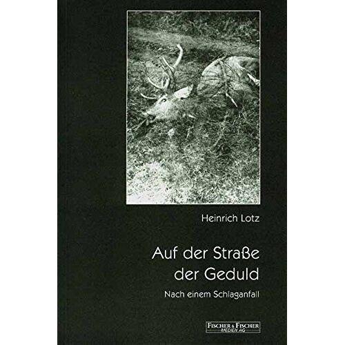 Heinrich Lotz - Auf der Straße der Geduld. Nach einem Schlaganfall - Preis vom 24.07.2021 04:46:39 h