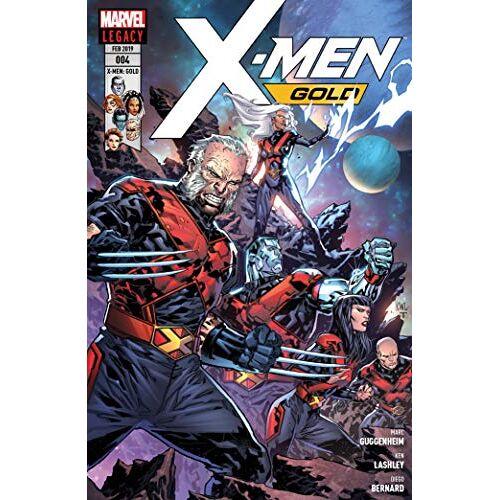Mark Guggenheim - X-Men: Gold: Bd. 4: Zone des Todes - Preis vom 20.06.2021 04:47:58 h