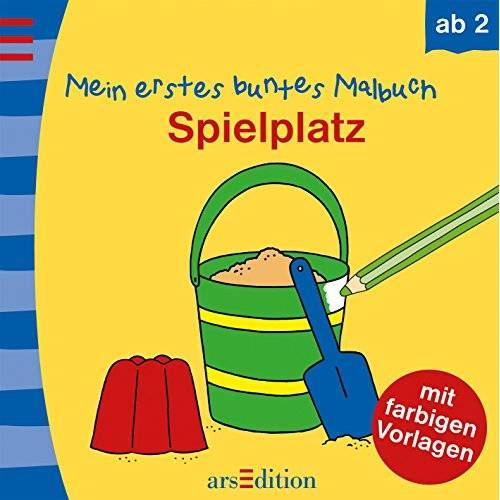 - Ars Edition Auf dem Spielplatz - Preis vom 10.09.2021 04:52:31 h