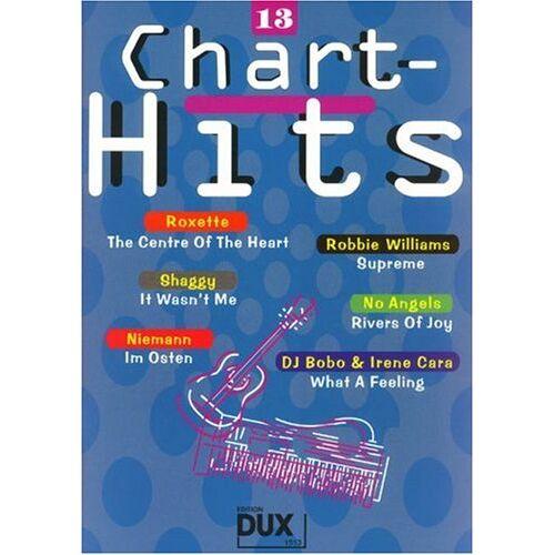 - Chart Hits 13. Keyboard, Gitarre - Preis vom 22.06.2021 04:48:15 h