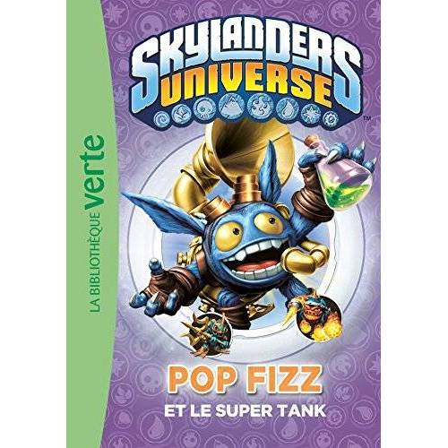 - Skylanders, Tome 12 : Pop Fizz et le super tank - Preis vom 11.06.2021 04:46:58 h