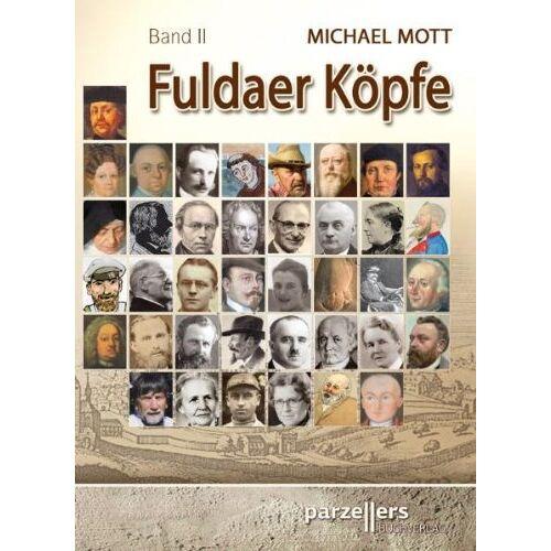 Michael Mott - Fuldaer Köpfe - Preis vom 11.06.2021 04:46:58 h