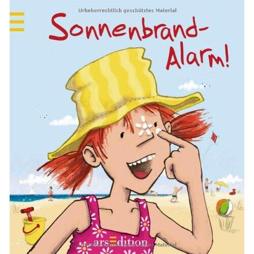 Charlotte Habersack - Sonnenbrand-Alarm! - Preis vom 03.08.2021 04:50:31 h