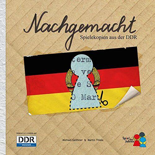 Martin Thiele - Nachgemacht: Spielekopien aus der DDR - Preis vom 19.06.2021 04:48:54 h