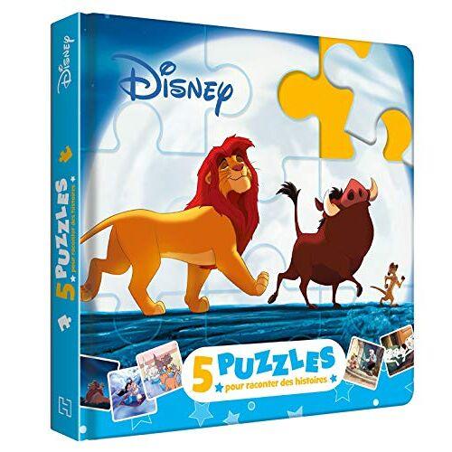 - DISNEY - Mon Petit Livre Puzzle - Classiques - 5 Puzzles 9 Pièces (Mon petit livre puzzle 9 pièces) - Preis vom 31.07.2021 04:48:47 h