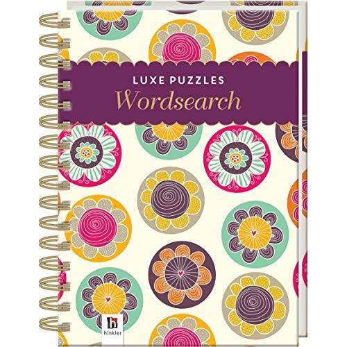 - Luxe Puzzles: Word Search 2 (Luxe Puzzles) - Preis vom 14.10.2021 04:57:22 h