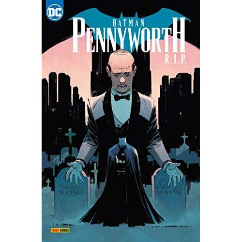 Tom King - Batman Sonderband: Pennyworth R.I.P. - Preis vom 15.06.2021 04:47:52 h
