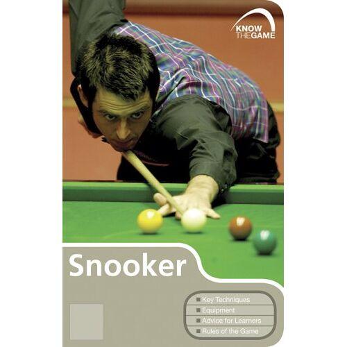 Ken Williams - Snooker (Know the Game) - Preis vom 21.06.2021 04:48:19 h