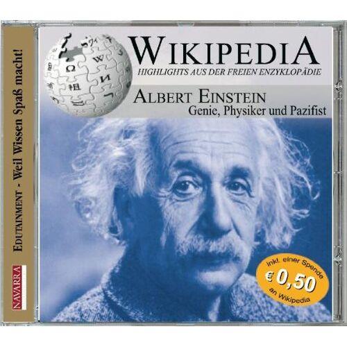 Various - Albert Einstein-Wikipedia - Preis vom 19.06.2021 04:48:54 h