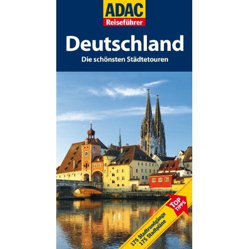 - ADAC Reiseführer Deutschland -Die schönsten Städtetouren - Preis vom 28.09.2021 05:01:49 h