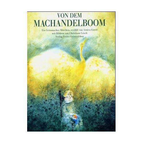 Jacob Grimm - Von dem Machandelboom: Ein niederdeutsches Märchen - Preis vom 11.06.2021 04:46:58 h