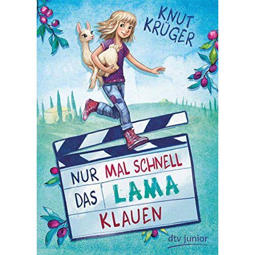 Knut Krüger - Nur mal schnell das Lama klauen (Nur mal schnell-Serie, Band 3) - Preis vom 24.07.2021 04:46:39 h