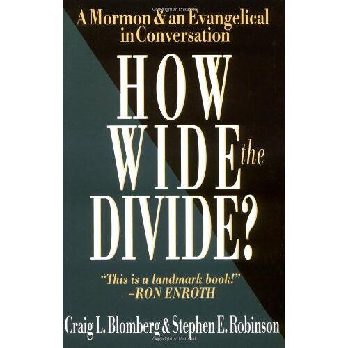 Blomberg, Craig L. - HOW WIDE THE DIVIDE - Preis vom 14.06.2021 04:47:09 h