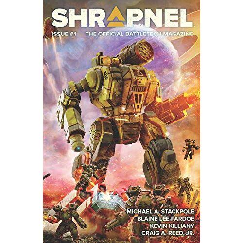 Lee, Philip A. - BattleTech: Shrapnel Issue #1 (BattleTech Magazine, Band 1) - Preis vom 17.06.2021 04:48:08 h