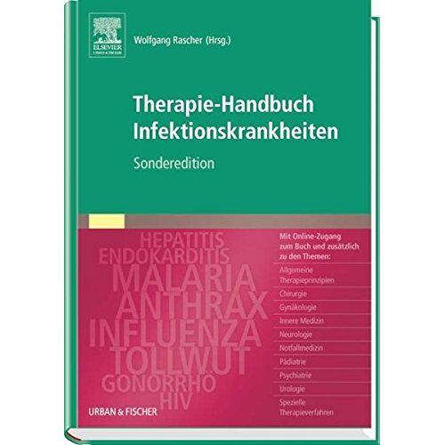 Wolfgang Rascher - Therapie-Handbuch Infektionskrankheiten - Preis vom 15.10.2021 04:56:39 h