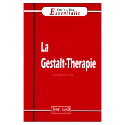 Jean-Marie Robine - La Gestalt-Therapie (Articles Sans C) - Preis vom 12.09.2021 04:56:52 h