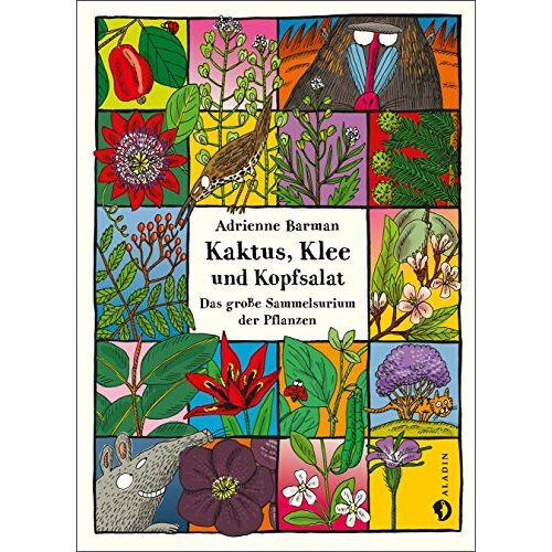 - Kaktus, Klee und Kopfsalat: Das große Sammelsurium der Pflanzen - Preis vom 15.06.2021 04:47:52 h