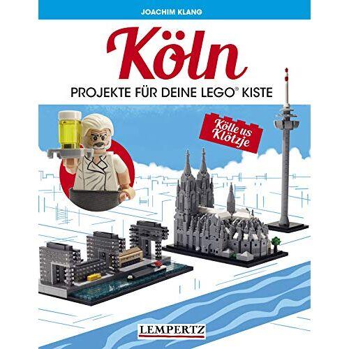 Joachim Klang - Köln: Projekte für deine LEGO®-Kiste - Preis vom 15.06.2021 04:47:52 h