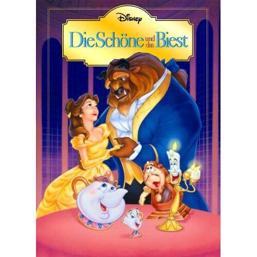 Walt Disney - Disney Classic: Die Schöne und das Biest - Preis vom 24.07.2021 04:46:39 h
