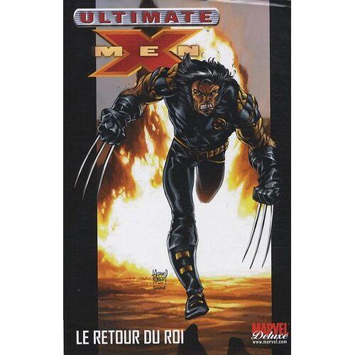 Mark Millar - Ultimate X-Men, Tome 3 : Les Ultimates contre les Ultimate X-Men, Le retour du roi - Preis vom 21.10.2021 04:59:32 h