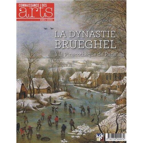 Guy Boyer - Connaissance des Arts, Hors-série N° 597 : La dynastie Brueghel à la Pinacothèque de Paris - Preis vom 24.07.2021 04:46:39 h