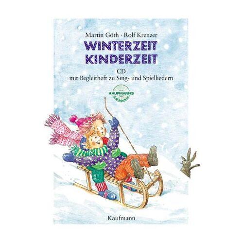 Martin Göth - Winterzeit - Kinderzeit. CD und Begleitheft mit 17 Liedern - Preis vom 11.06.2021 04:46:58 h