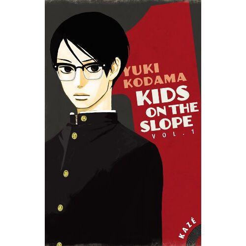 Yûki Kodama - Kids on the Slope, Tome 1 : - Preis vom 16.06.2021 04:47:02 h