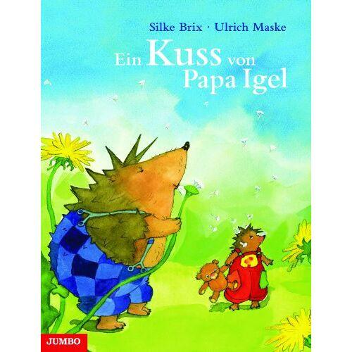 Ulrich Maske - Ein Kuss von Papa Igel - Preis vom 13.06.2021 04:45:58 h