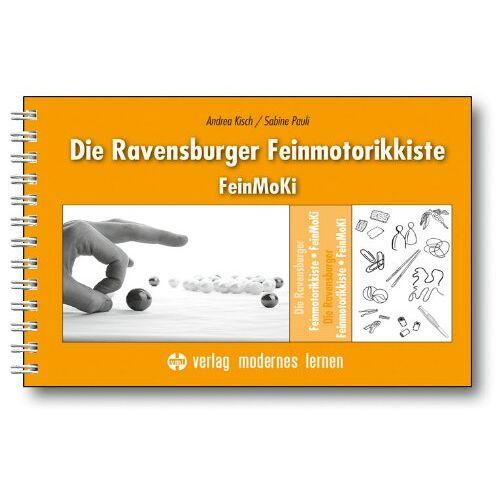 Andrea Kisch - Die Ravensburger Feinmotorikkiste (FeinMoKi) - Preis vom 19.06.2021 04:48:54 h
