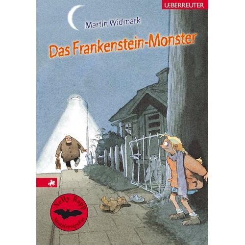 Martin Widmark - Monsteragentin Nelly Rapp 2. Das Frankenstein-Monster - Preis vom 21.06.2021 04:48:19 h