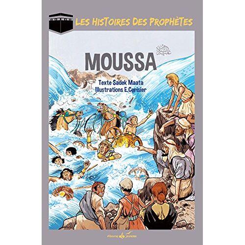 Sadek MAATA - Moussa (as) - Moïse - Preis vom 12.09.2021 04:56:52 h