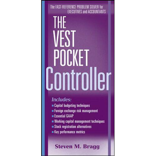 Bragg, Steven M. - The Vest Pocket Controller - Preis vom 14.06.2021 04:47:09 h