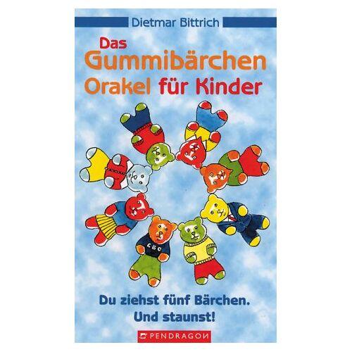 Dietmar Bittrich - Das Gummibärchen Orakel für Kinder. Du ziehst fünf Bärchen. Und staunst! - Preis vom 22.07.2021 04:48:11 h